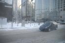 Пекин - Заснеженные улицы